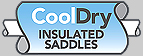 CoolDry Insulated Saddles